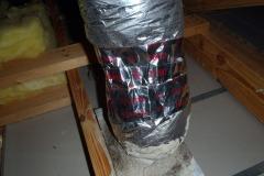 Damaged Duct Repair