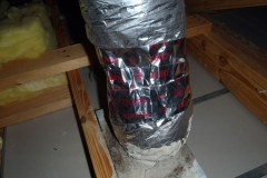 Duct Repaired